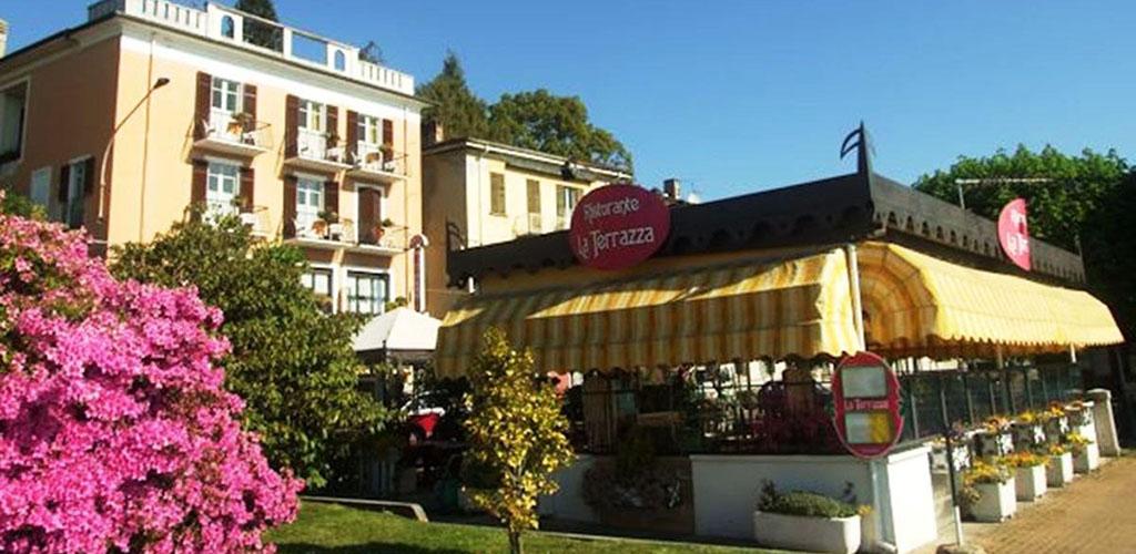 Hotel Ristorante La Terrazza - Hotel 2 stelle a Belgirate sul Lago ...