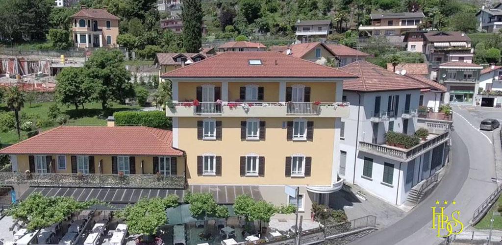 Albergo Bel Soggiorno - Hotel 3 stelle a Oggebbio sul Lago Maggiore ...
