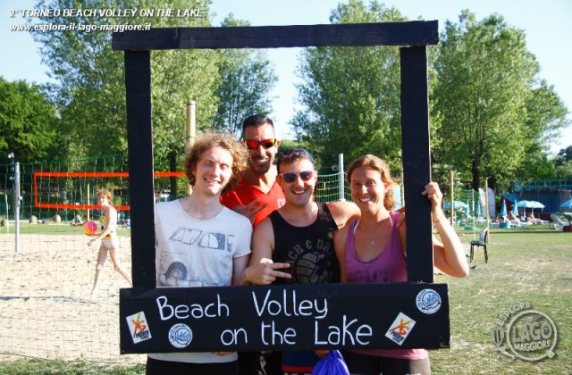 Vincitori BEACH VOLLEY ON THE LAKE 2017